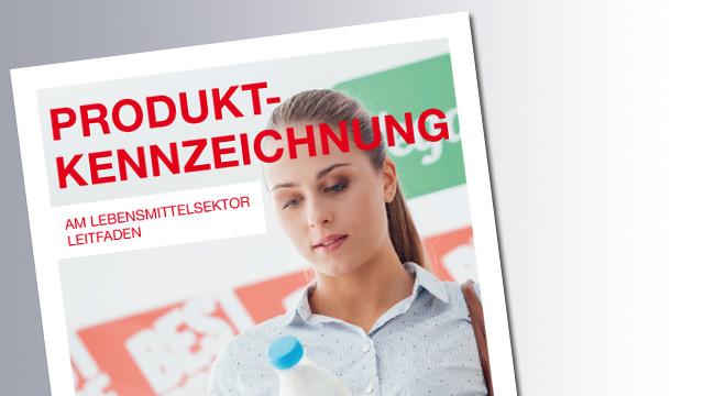 Titelseite Produktkennzeichnung © AK, AK