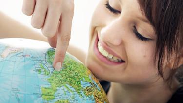 Ausland, Welt, Mädchen, Reise © Jörg Lantelme, Fotolia.com