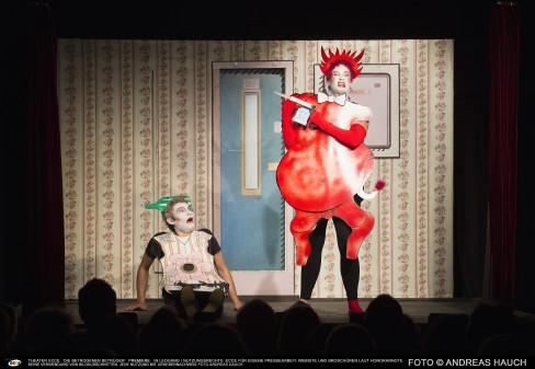Theater Ecce © Andreas Hauch, Theater Ecce