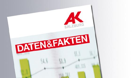 Titelseite Daten und Fakten © AK Salzburg