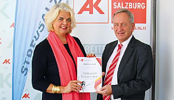 Salzburger Jugendstudie © AK Salzburg, AK Salzburg