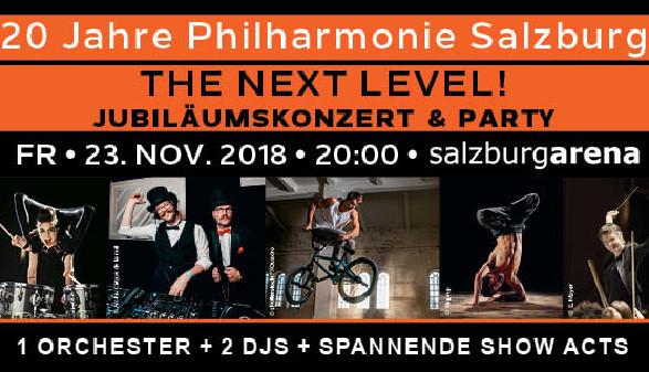 The next Level © Philharmonie, Philharmonie