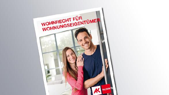 Titelseite Wohnrecht für Wohnungseigentümer © Ak Salzburg