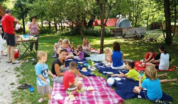 Familienwochenenden der Salzburger Kinderfreunde © Kinderfreunde