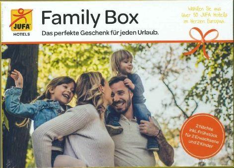 JUFA Box © JUFA, JUFA