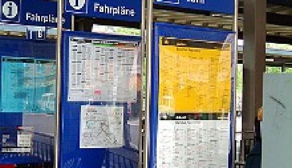 Fahrplan © stock.adobe.com, stock.adobe.com
