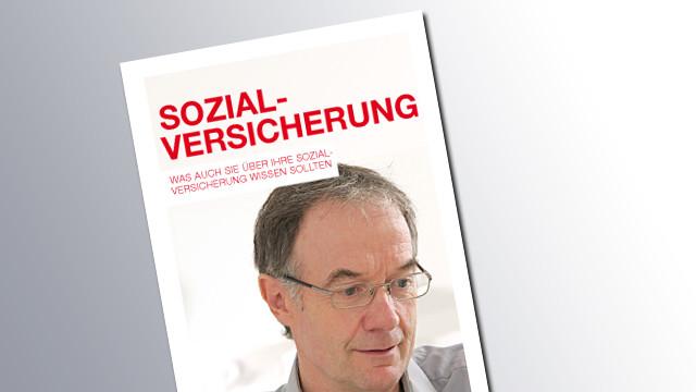 Titelseite Sozialversicherung © AK Salzburg, AK