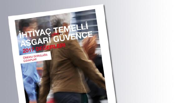 Titelseite Bedarfsorientierte Mindestsicherung Englisch © AK, AK