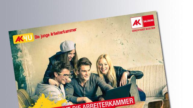 Titelseite Junge Menschen © AK, AK