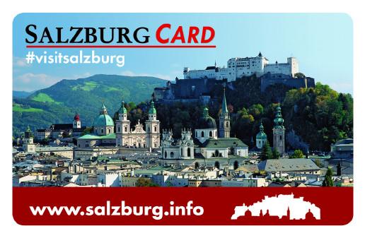 SalzburgCard © SalzburgCard, SalzburgCard