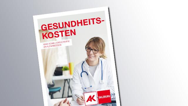 Titelseite Gesundheitskosten © AK Wien