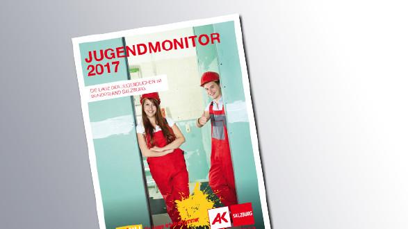 Titelseite Jugendmonitor 2017 © AK Salzburg