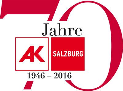 Logo 70 Jahre AK Salzburg © AK Salzburg, AK Salzburg