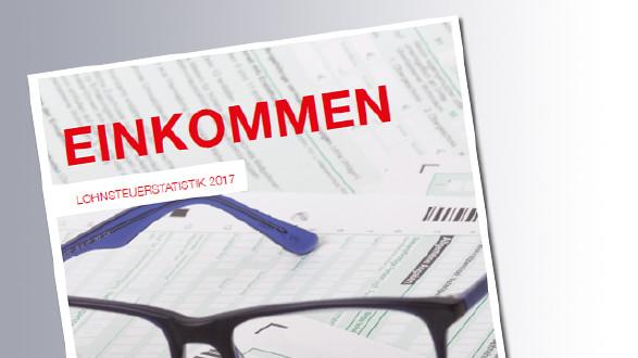 Einkommen LSt2017 © AK, AK
