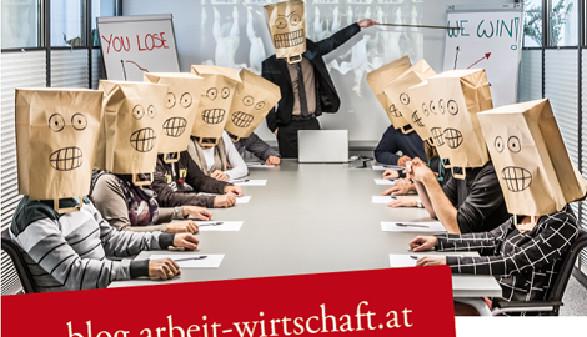 Blog Arbeit & Wirtschaft © Arbeit & Wirtschaft, Arbeit & Wirtschaft