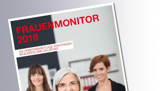 Frauenmonitor 2016 © AK Salzburg, AK Salzburg