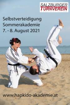 Selbstverteidigung Sommerakademie 2021 © Patrick Lainer, Patrick Lainer
