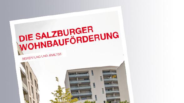 Titelseite Studie Wohnbauförderung © AK Salzburg