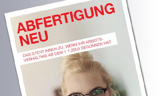 Deckblatt Abfertigung neu © AK