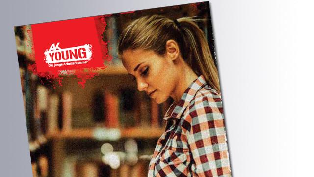 Titelseite Jugend- und Lehrlingsschutz © AK Salzburg, AK Salzburg