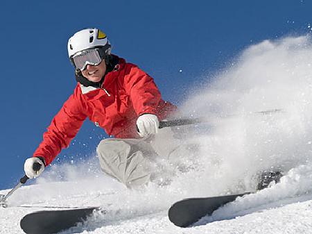 Endlich Wochenende - Zeit zum Ski fahren! © Alexander Rochau, Fotolia.com