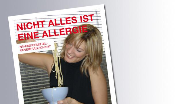 Titelseite Nicht alles ist Allergie © AK, AK
