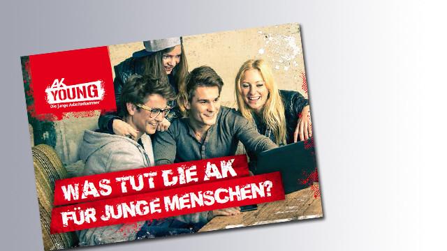 Was tut die AK für junge Menschen © AK, AK