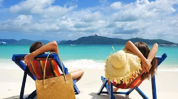 Sonne, Strand und Meer - So schön kann Urlaub sein! © haveseen, Fotolia.com