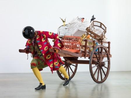 Großes Welttheater © Stephen White , Courtesy of the artist and Stephen Friedman Gallery, London