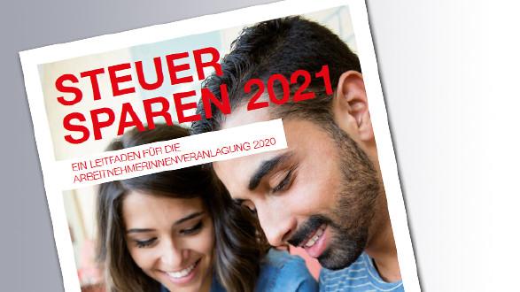Steuer sparen 2021 © AK, AK