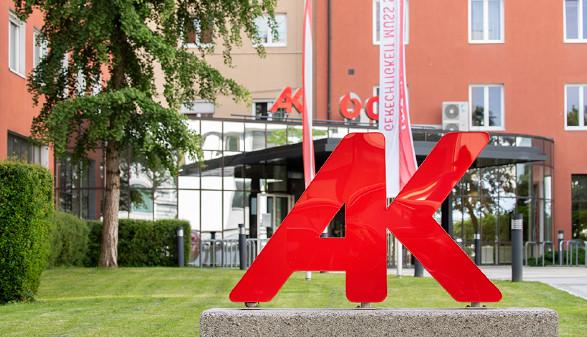 AK-Gebäude von außen © Rupert Mühlbacher, G.A.S