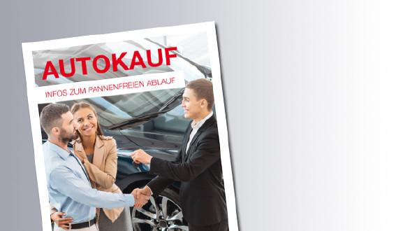 Titelseite Autokauf © AK, AK