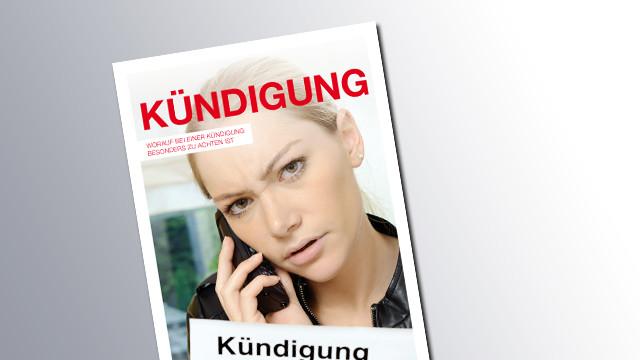 Titelseiten Kündigung © AK Salzburg, AK