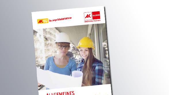 Titelseite Allgemeines Pflichtpraktikum © AK Salzburg
