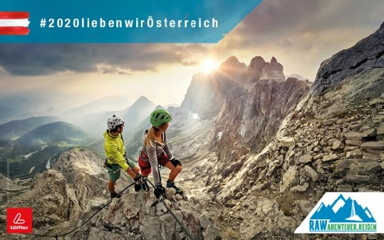 Klettersteig © RAWabenteuerreisen, RAWabenteuerreisen