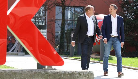 Martin Neureiter und Peter Eder © GAS, AK Salzburg