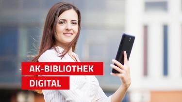 Frau mit E-Book-Reader © Maksymiv Iurii, stock.adobe.com