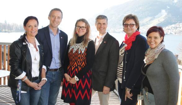 AK-Präsident Peter Eder mit Bezirksstellenleiter Manfred Fellerer © AK Salzburg, AK