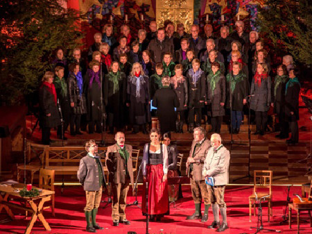 Chor beim Salzburger Advent © Salzburger Advent, Salzburger Advent