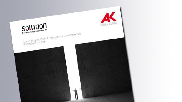 Titelseite Die im Dunkeln sieht man nicht © AK Salzburg