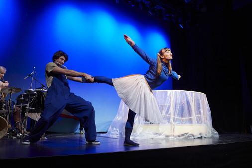 Ikarus - Theater Ecce © FOTO FLAUSEN, Theater Ecce