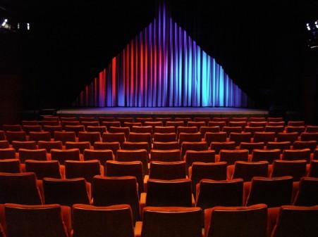 Kinosaal im Das Kino © Das Kino, Das Kino