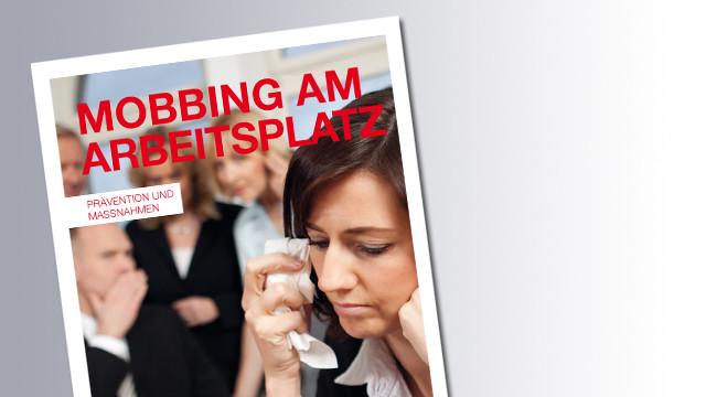 Titelseite Mpbbing am Arbeitsplatz © AK Salzburg, AK