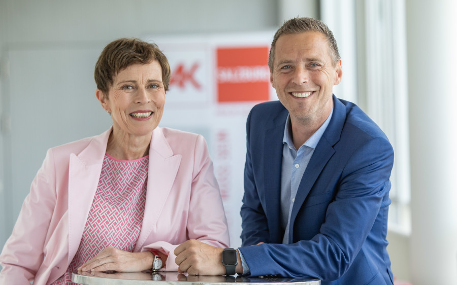 Cornelia Schmidjell und Peter Eder © wildbild, AK
