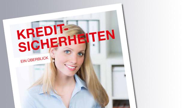 Titelseite Kreditsicherheit © AK, AK