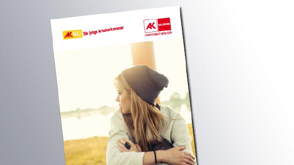 Titelseite Diskriminierung am Arbeitsplatz © AK Salzburg