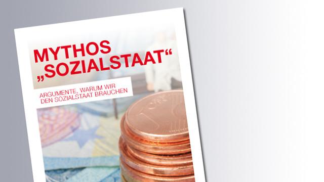 Titelseite Mythos Sozialstaat © AK, AK