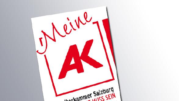Broschürenübersicht Arbeiterkammer Salzburg