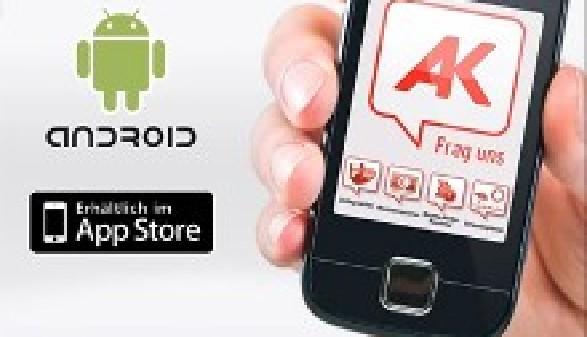 AK App © AK Österreich, AK Österreich