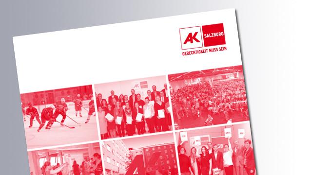 Titelseite Jahresbericht © AK, AK